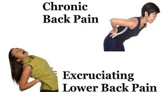#1 Back Pain Relief In Stone Mountain