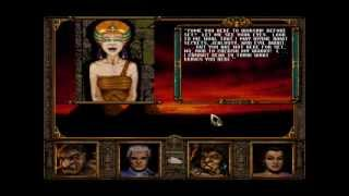 The Music of Ravenloft: Stone Prophet - Temple of Set