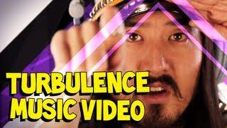 Смотреть клип Steve Aoki & Laidback Luke - Turbulence