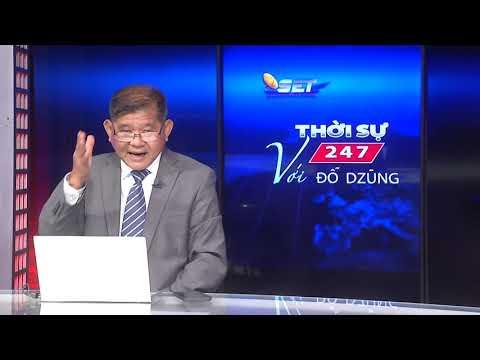 Thời Sự 247 với Đỗ Dzũng | 03/05/2021 | SET TV www.setchannel.tv