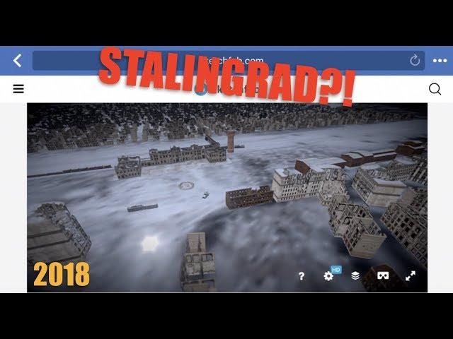 Wings of Duty SNEAK PEAK AT STALINGRAD   Future of WoD for 2018
