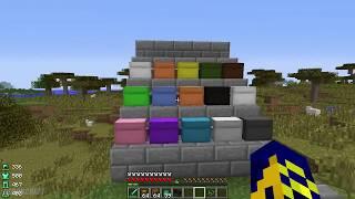 Скажи Голоду НЕТ! - Обзор мода Coolers mod - Minecraft (Обзор Мода) (Серия 73)