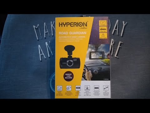 HYPERION AUTOMOTIVE DASH CAM