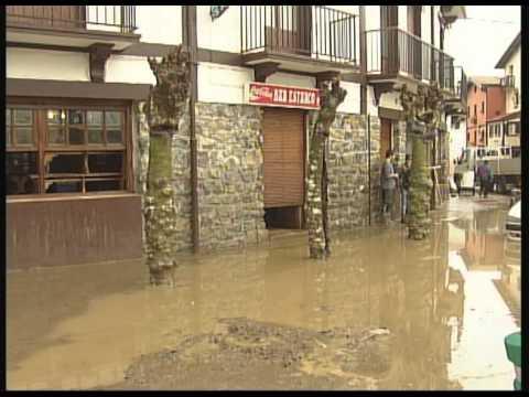 Inundaciones en Gipuzkoa (Martutene y Astigarraga) Donostia - San Sebastián