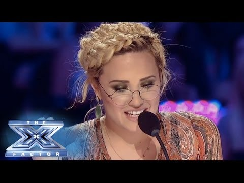 Finale: Demi's Drink Of Choice! - THE X FACTOR USA 2013