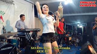 SAYANG DUA 🎤Nia Jovanka 🎹EKIK PRODUCTION