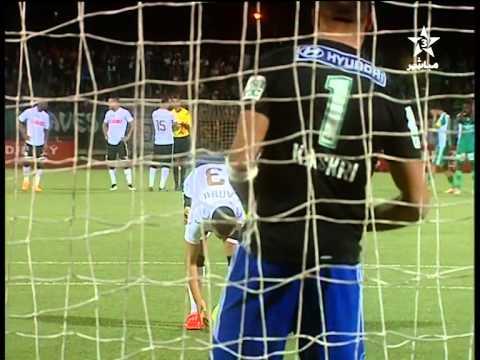 Entente Sportive Setif 2*-2 Raja Casablanca (les tirs au buts ( 4-1))