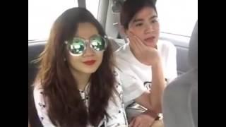 Kha Ly hát live Duyên Phận trên xe tại Mỹ