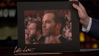 Chris Pine Addresses His Academy Awards Tear