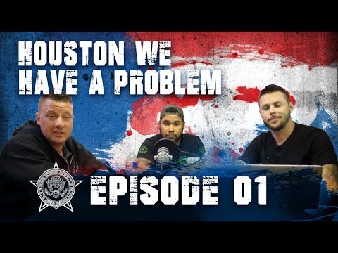 Houston We Have A Problem - AE Podcast Ep. 1