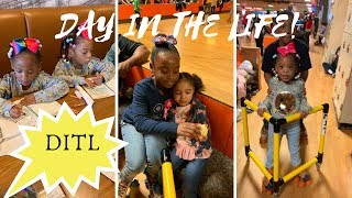 DAY IN THE LIFE OF A FULLTIME WORKING MOM OF 6  DITL   SMTV