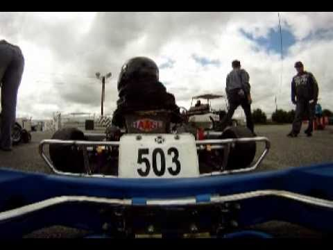 Kid Kart main PAC 3-27-11 at APEX karting center.