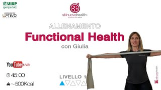 Functional Health - Livello 1 - 2 (Live)