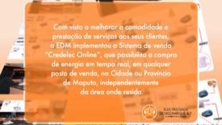 EDM - Sistema de venda de energia Electrica Pre-pago (vulgo Credelec)