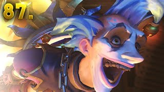 JUNKRAT Glitch or Bug?? | OVERWATCH Daily Moments Ep. 87