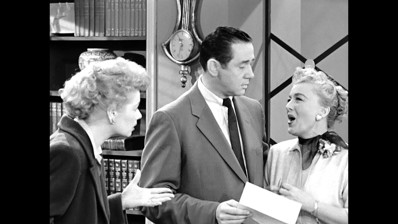 Best Of I Love Lucy - The Passports - YouTube