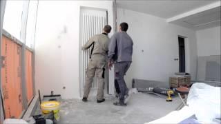 видео вертикальные радиаторы керми