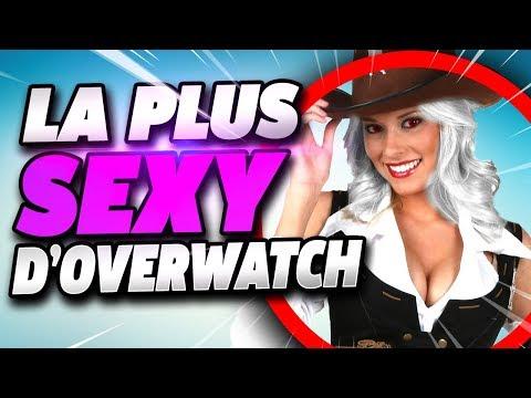 LA FEMME LA PLUS SEXY D'OVERWATCH : ASHE