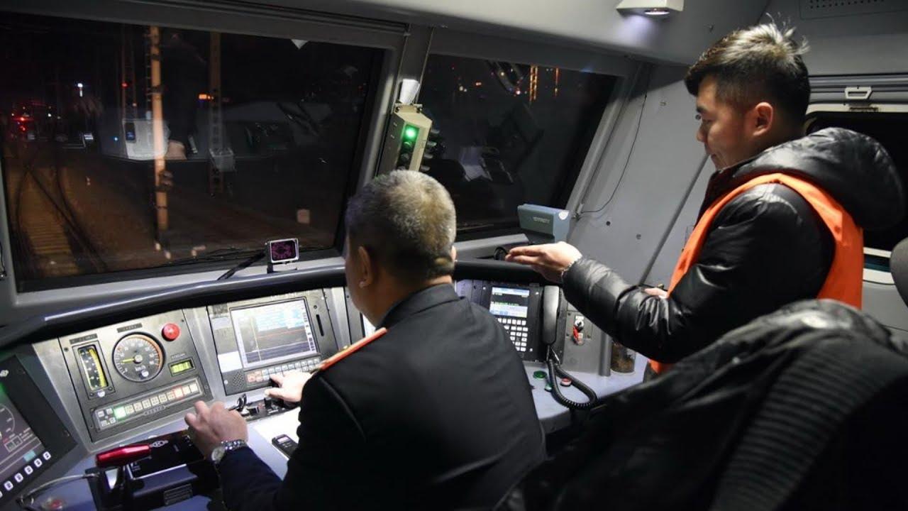 火車司機工資很高,可付出的代價卻不小,看完怕你不敢相信 - YouTube