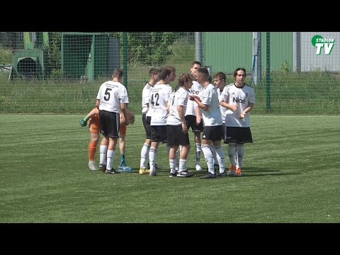 Juniorzy starsi: Stadion Śląski Chorzów - Ruch Radzionków
