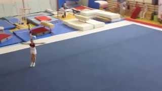 Паша 10 лет 2 взрослый разряд по спортивной гимнастике