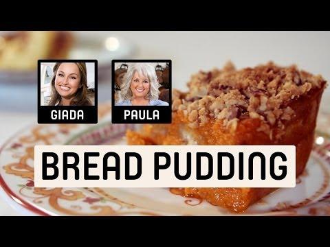 Recipe Wars: Bread Pudding