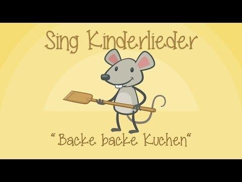 Music For Children 6 Backe Backe Kuchen Youtube