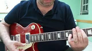 """Guitarra, Aula 67.d - """"Me Liga"""", Paralamas."""