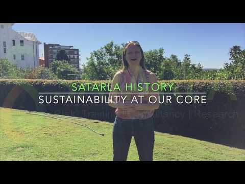 Sustainability at our core