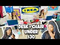 DIY: KIDS DESK + CHAIR | JUST $30 BUCKS | IKEA | MUST WATCH !