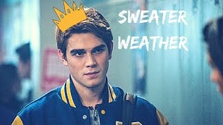 riverdale ╳sweater weather