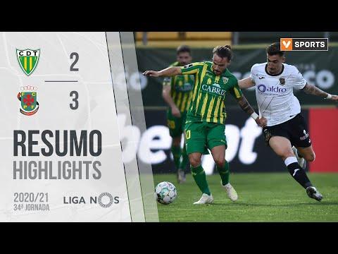 Tondela Ferreira Goals And Highlights