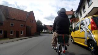 Mofa&Moped Jungs  Barntrup Köterbergtour