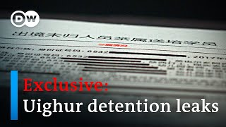 New evidence for China's Uighur prison system | DW News