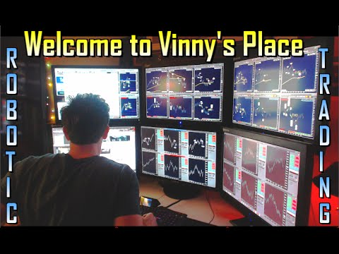 Robotic Trading- Automated Trading System Nightly Setup Review 20160306 - Vinny's HOT