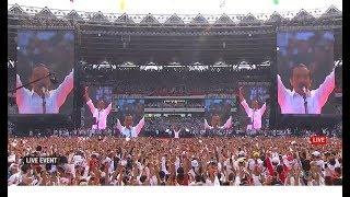 (FULL) Pidato Jokowi di Depan Ratusan Ribu
