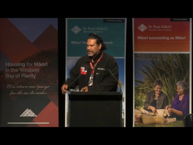 Tauranga National Māori Housing Conference 2016 - Regional Case Studies