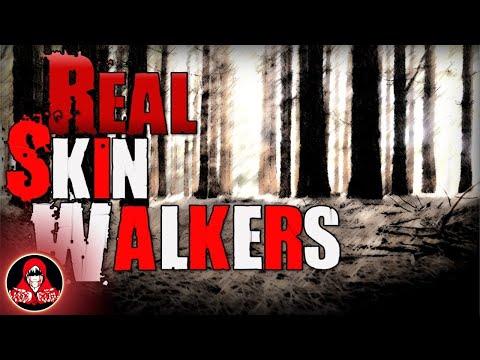 6 REAL Skinwalker Sightings