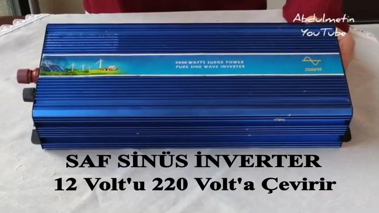 Buzdolabı çalıştırmak için Nasıl Bir Güneş Paneli Sistemi Kurmalıyız-Kaç wattlık inverter alınmalı-