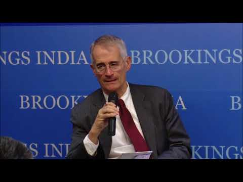 Audience Q&A with Bruce Stokes, Pew Research, on public opinion in India
