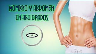 entrenamiento de abdomen y hombros para hacer en casa en 360 grados fitness a fondo