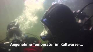 Tauchen mit Ocean Reef Vollgesichtsmaske - Kurse in der Waterworld