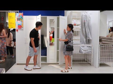 Покупаем мебель для новой квартиры в корейской ИКЕЕ!