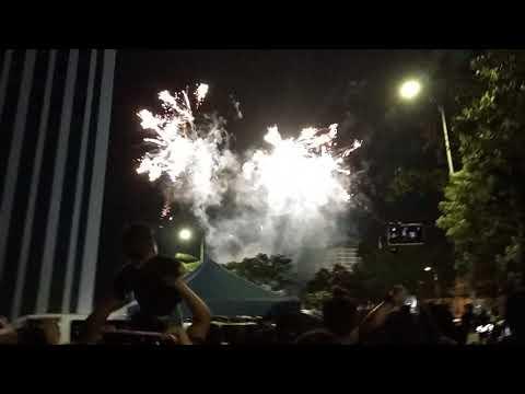 Sinulog 2018 Fireworks at Cebu Business Park