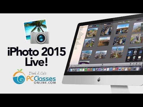 IPhoto 2015 Live!
