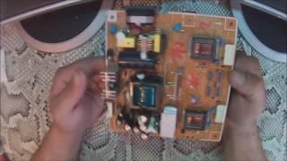 как починить монитор Samsung SyncMaster 740N (17