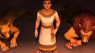 Superbook - Episodio 7 - Roar! - Episodio completo (Official HD Version)