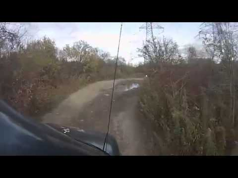 Newtonville mudd in my 99 astro 2wd on gopro