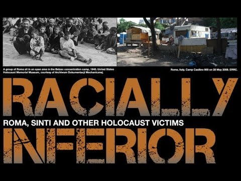 "Conference : ""Racially Inferior"""