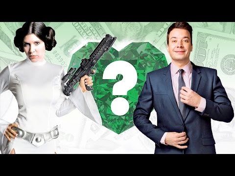WHO'S RICHER? - Carrie Fisher Or Jimmy Fallon? - Net Worth Revealed!